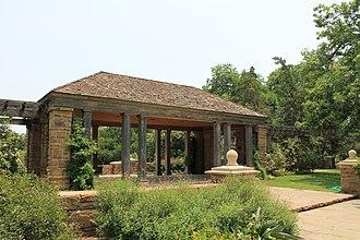 Fort Worth Botanic Garden - Botanic Garden in 2012