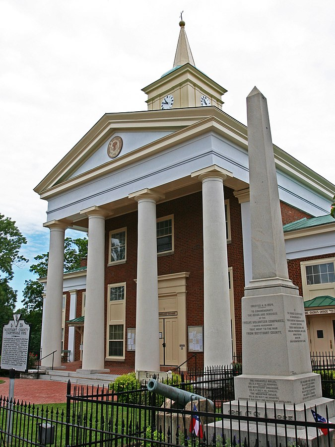 Fincastle, Virginia
