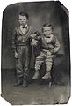 Boys in matching outfits, ca. 1856-1900. (4731904197).jpg