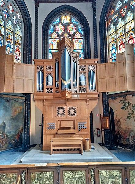 Datei:Brügge, Sint-Gillis (Chororgel) (1).jpg