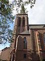 Brühl-Kierberg St. Servatius Westturm Südansicht.JPG