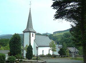 Brabecke - Church in Brabecke