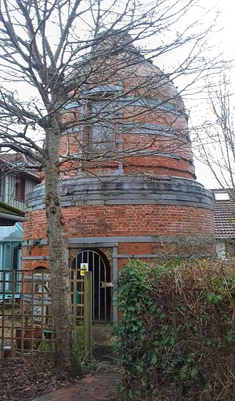 Brannam Pottery - The last surviving kiln of Brannam Pottery