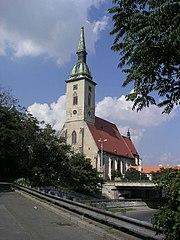 Die Krönungskirche - St. Martinsdom