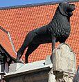 Braunschweig Braunschweiger Loewe von Suedosten.JPG