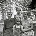 Brdikova družina, Male Vodenice 1956.jpg