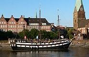 Bremen Fregatte AdmiralNelson