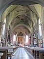 Bressanone, san michele arcangelo, interno 02.JPG