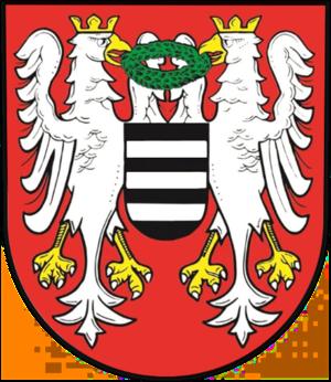 Březnice (Příbram District) - Image: Breznice znak