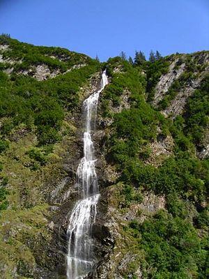 Keystone Canyon - Bridal Veil Falls
