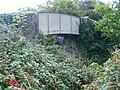 Bridge over disused railway at Pont Newydd - geograph.org.uk - 68994.jpg