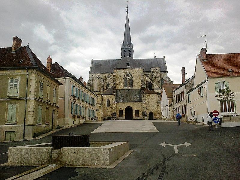 Brie Orbais Abbaye Saint-Pierre Paul