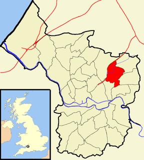 Eastville, Bristol Human settlement in England