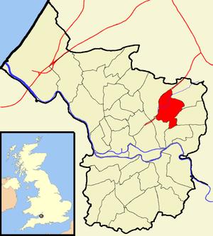 Eastville, Bristol - Image: Bristol eastville