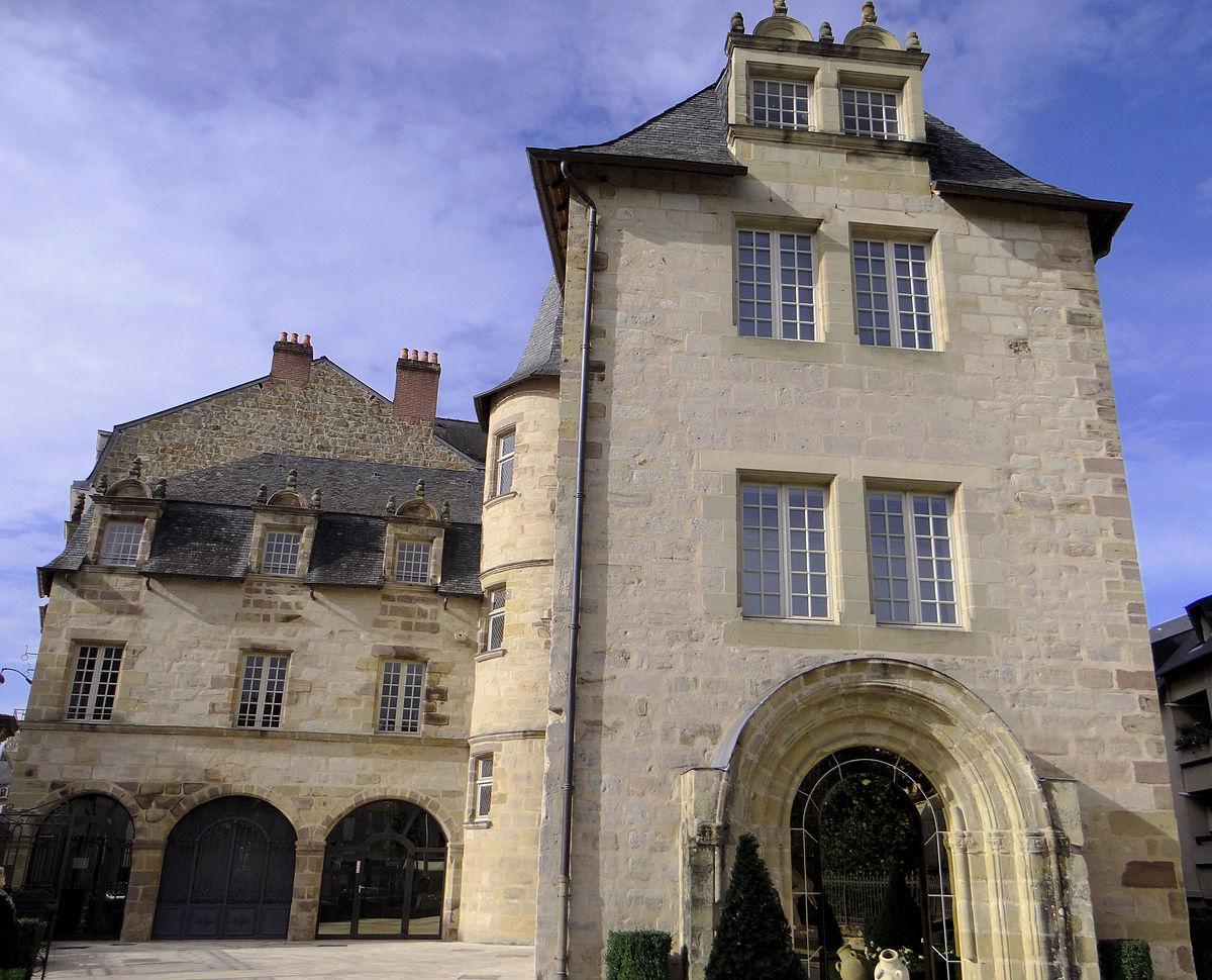 Maison cavaignac wikip dia for Architecte brive la gaillarde