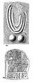 Bronze Age sculpting on boulder and slabs, Scotland & France Wellcome M0015051.jpg