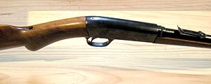 Browning 22 Semi-Auto rifle - FN Browning .22 receiver