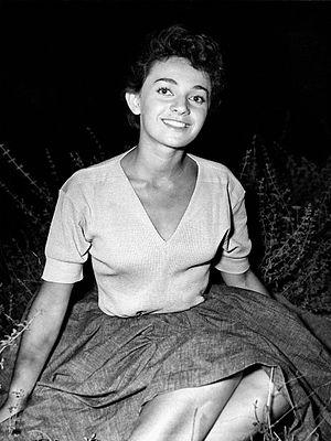 Brunella Bovo - Brunella Bovo in the 1950s