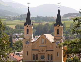 Bruneck - Church of the Assumption of Mary