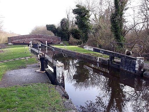 Brunsdon Lock and Bridge 07