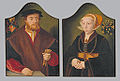Bruyn - Christian von Conersheim and his Wife Elisabeth von Brauweiler.jpg
