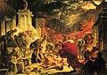 Bryullov The last day of Pompeii study 1828 grm.jpg