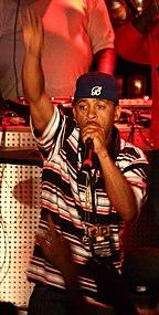 Buckshot (rapper) American rapper