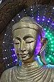 Buddha statue in Chaukhtatgyi Buddha temple Yangon Myanmar (15).jpg