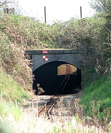 Bure Valley Railway - Aylsham bypass tunnel-by-Evelyn-Simak.jpg