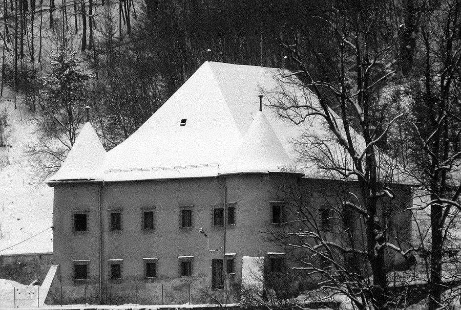 Burg Považská Bystrica