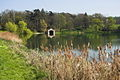 Burghley House Grounds, Lake and Boathouse - geograph.org.uk - 661507.jpg
