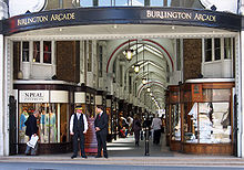Burlington Arcade, north entrance.jpg