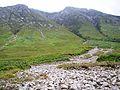 Burn from the Coire Lotha on Ben Starav - geograph.org.uk - 1438424.jpg