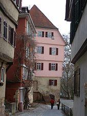 Melanchthon wohnte als Magister in der Tübinger Burse[11] (Quelle: Wikimedia)