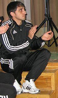 Shamil Burziyev Russian footballer