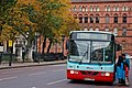 Bus, Donegall Square East, Belfast - geograph.org.uk - 576551.jpg