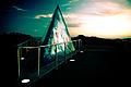 Byrd Memorial, New Zealand at sunset.jpg
