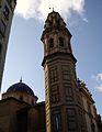 Cúpula i campanar de l'església de sant Valeri i sant Vicent màrtir de Russafa.jpg
