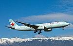 C-GFAJ Airbus A330-343 A333 - ACA (26149125195).jpg