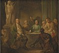 C.A. Lorentzen - Homage to Benjamin Franklin - KMS3439 - Statens Museum for Kunst.jpg