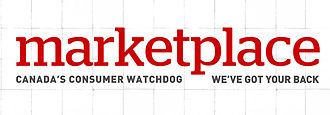 Marketplace (TV series) - The most recent version of the show's logo.