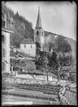 CH-NB - Montreux, Église St Vincent, vue d'ensemble extérieure - Collection Max van Berchem - EAD-7369.tif
