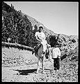 CH-NB - Persien, Farmanieh (Farmaniye)- Frau auf einem Esel (Lokalisierung unsicher) - Annemarie Schwarzenbach - SLA-Schwarzenbach-A-5-06-121.jpg
