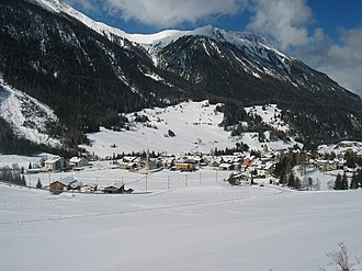 Bergün - Image: CH berguen