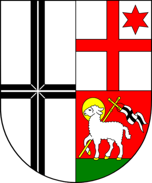 Philipp Krementz - Image: COA cardinal DE Krementz Philipp