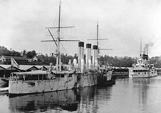 Pallada-class cruiser