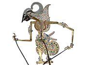 COLLECTIE TROPENMUSEUM Wajangpop voorstellende Irawan of Gambir Anom TMnr 4833-41.jpg