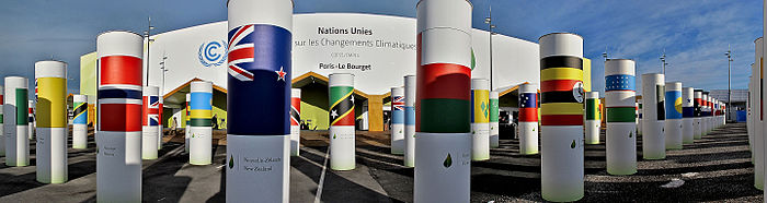 COP21 2015 Paris Le Bourget - Conference Center - United nations conference on climate change.jpg