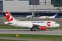 OK-NEM - A319 - Eurowings