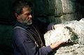 CSIRO ScienceImage 244 Examining Scoured Wool Bales.jpg